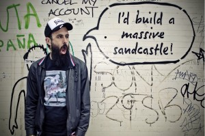 Talking Millwall FC with Scroobius Pip