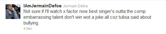 Jermain Defoe
