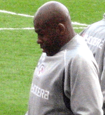 Oxford United defender Michael Duberry, formerly of Chelsea and Leeds United.