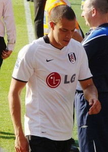 Bobby Zamora scored Fulham's winner against Arsenal