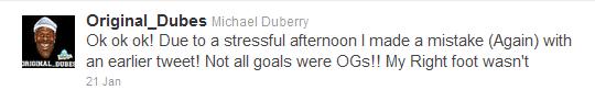 Michael Duberry