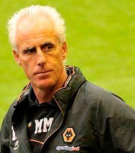 Wolverhampton Wanderers boss Mick McCarthy