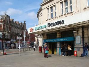 Development of Swansea High Street will cost the same as Manchester City midfielder Samir Nasri.