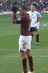 Thierry Henry scored the winner for Arsenal against Sunderland at the Stadium of Light