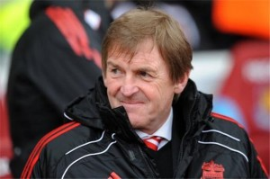 Liverpool boss Kenny Dalglish is Football Burp's Embattled Manager of the Week!
