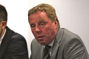 Tottenham Hotspur boss Harry Redknapp  is Football Burp's Embattled Manager of the Week!