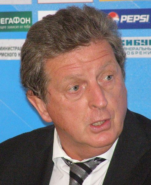 West Bromwich Albion and new England manager Roy Hodgson