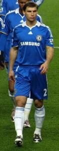 Luis Suarez did something to Branislav Ivanovic as Liverpool beat Chelsea 4-1