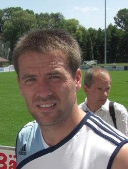 New Potters striker Michael Owen