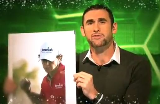Martin Keown sings as the BBC Sport stars sing 12 Days of Christmas