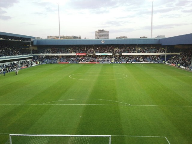 Loftus Road... Not a happy place right now (Img: Matt Churchill)