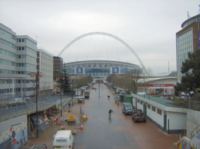 Bradford City Wembley trip