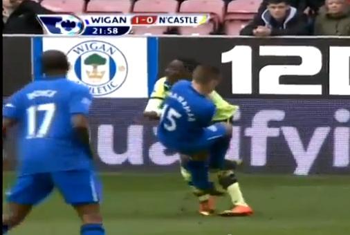 McManaman tackle