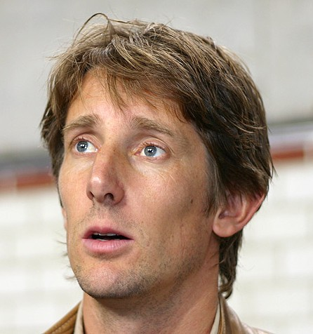 One of the many faces of Edwin van der Sar