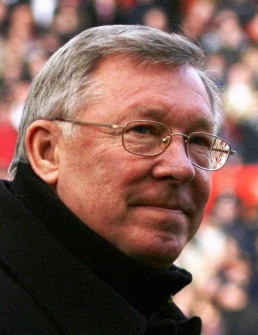 The star of many Alex Ferguson spoof videos