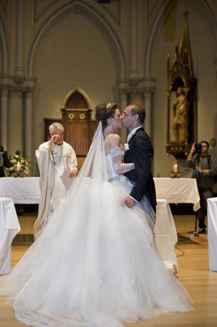 Pablo Zabaleta marries Christel Castano