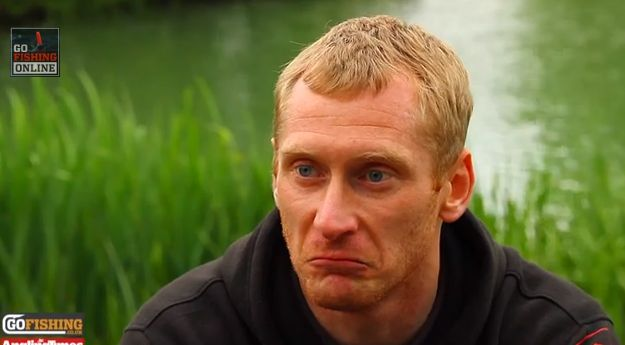 Tony Hibbert talks to the Angling Times in Tony Hibbert's Life in Angling
