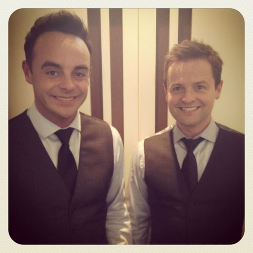 """Ant and Dec, who told Joe Kinnear to """"shut up"""" on Twitter"""