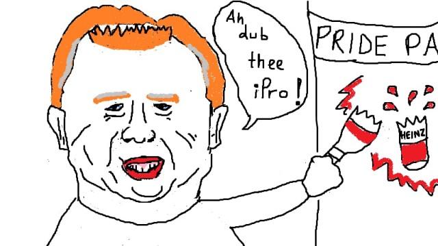 Steve McClaren initiates the iPro Stadium