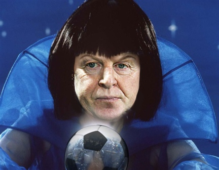 Mystic Megson making his Premier League predictions