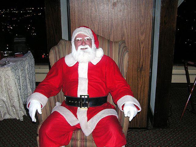 Santa liked the most festive #FM14xmas tweets