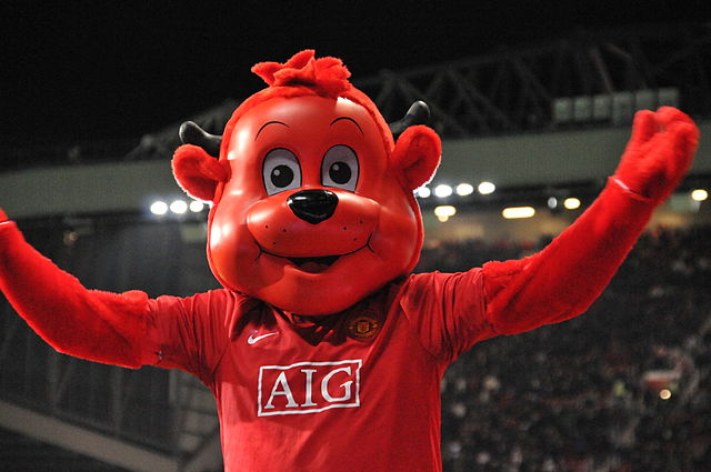 Fred the Red must be upset at all these David Moyes and Chelsea 3-1 Manchester United jokes
