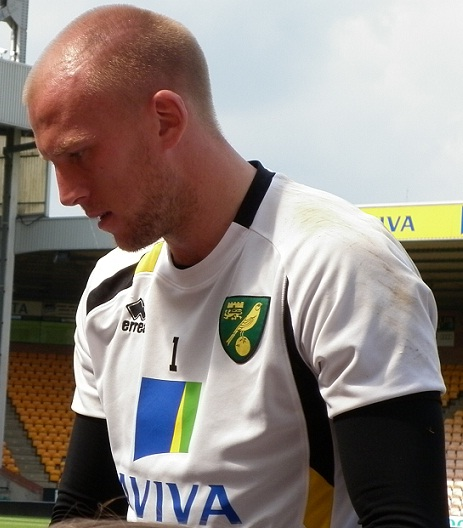 John Ruddy, one of our Fantasy Football tips for Gameweek 24