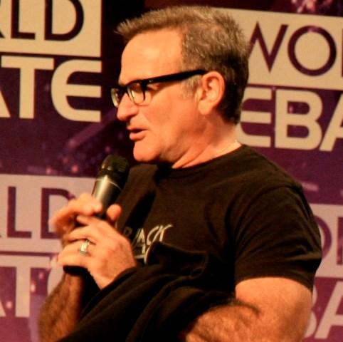Robin Williams, perpetrator of FA Cup magic?