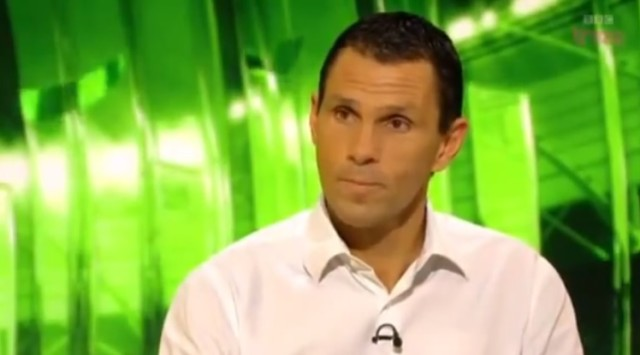 Gus Poyet getting sacked live on BBC