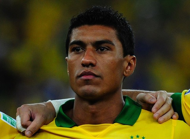 Paulinho, one of our Fantasy Football tips for Gameweek 25