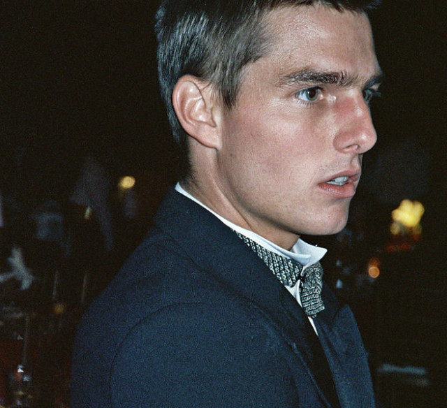 Tom Cruise, soon-to-be centre-forward of the Beckham soccer franchise