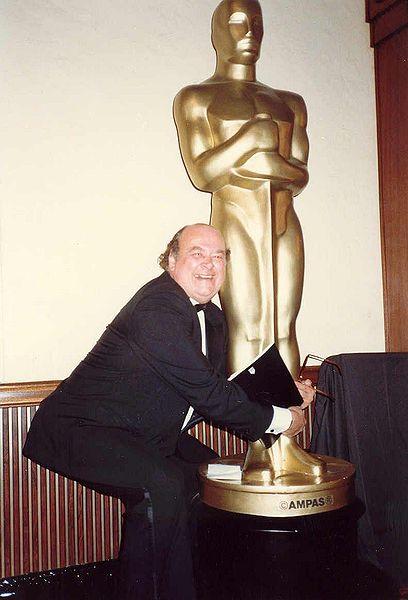 Shel Dorf looked like he was enjoying the best Oscars jokes