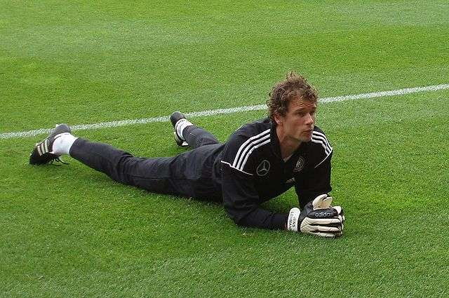 Jens Lehmann, the basis of one of our football corruption puns
