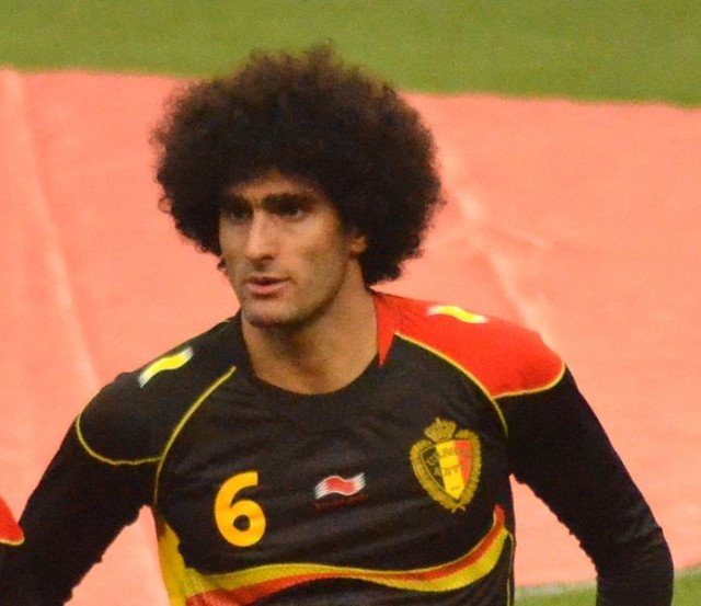 Marouane Fellaini, one of our Fantasy Football tips for Gameweek 29