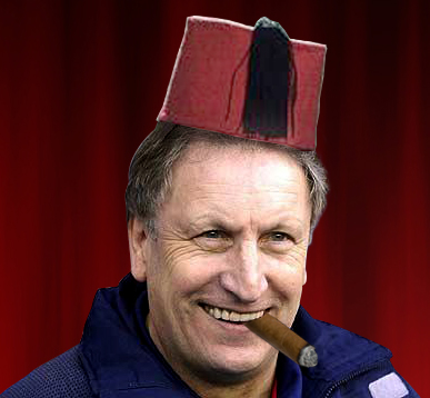 Neil Warnock joke about to be told