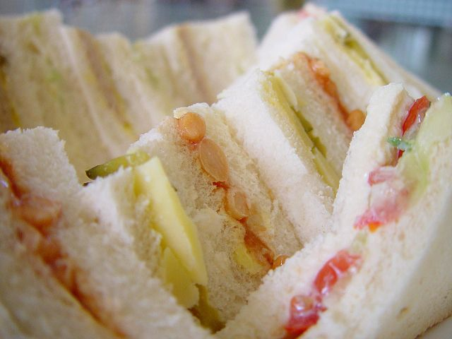 Sandwiches heavily feature in the best Tweets of the Weekend