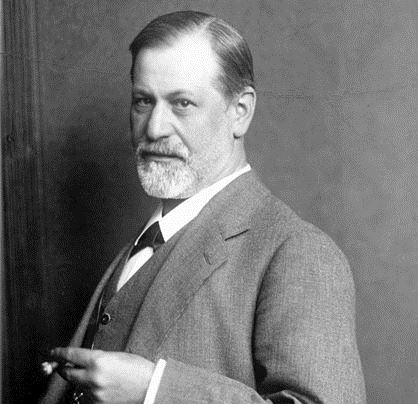 Sigmund Freud, the basis of one of our football psychiatry puns