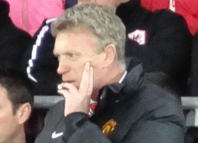 More Manchester United jokes and #MoyesIn tweets for David Moyes to face