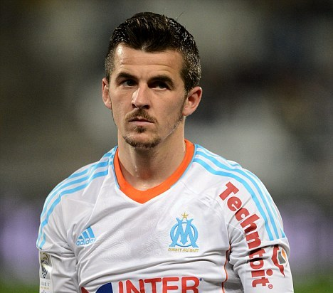 When Joey Barton criticises Mark Hughes, he makes this sort of face