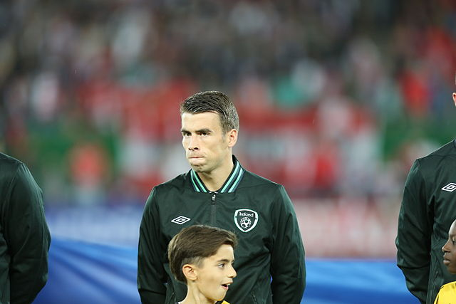Séamus Coleman skills include Gareth Bale impersonations