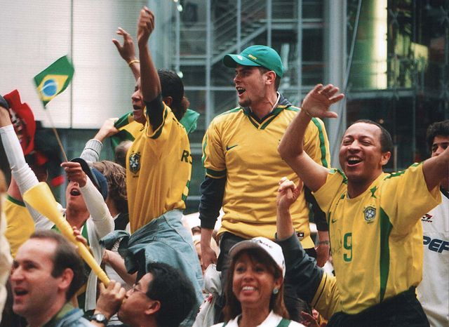 These fans would like this collection of World Cup jokes and tweets from Brazil 0-0 Mexico