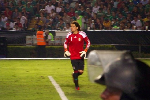 The best Guillermo Ochoa jokes after this Mexico goalkeeper was Man of the Match against Brazil