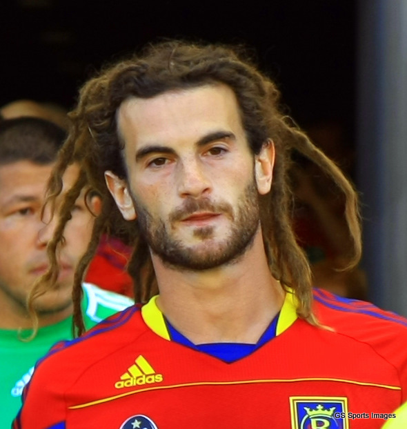 Kyle Beckerman jokes were mainly based around the player's appearance during Ghana 1-2 USA at Brazil 2014