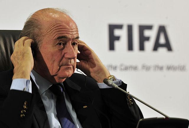 Qatar World Cup corruption godfather Sepp Blatter