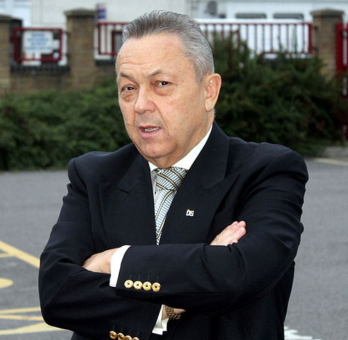 West Ham joint chairman David Sullivan took part in a Twitter Q&A hosted by his son Jack, using the #askDS hashtag