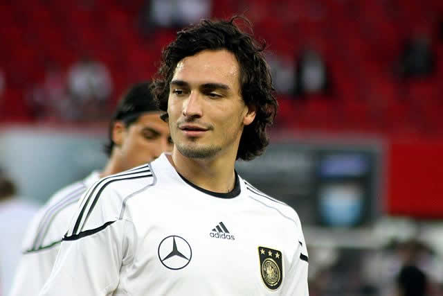 Mats Hummels, if he plays for Germany, is recommended in our World Cup Fantasy Football Tips for the Quarter-Finals - Defenders and Goalkeepers section