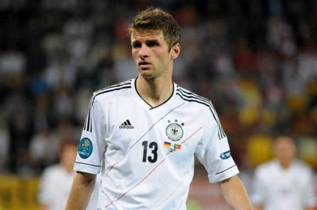 Thomas Müller slip jokes were everywhere after this German's free kick fail against Algeria