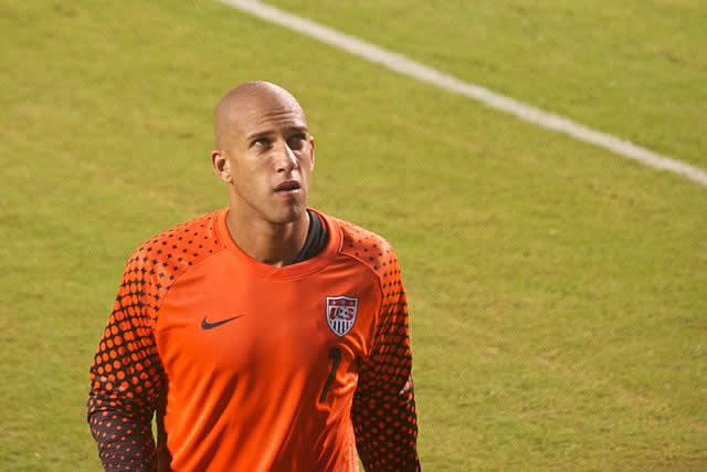 The USA goalkeeper Tim Howard jokes and memes were not hurtful after his terrific performance against Belgium