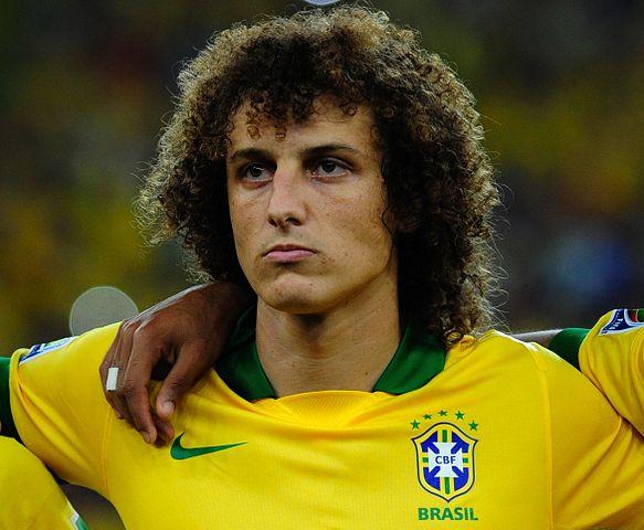 David Luiz left helpless as Germany thrash Brazil