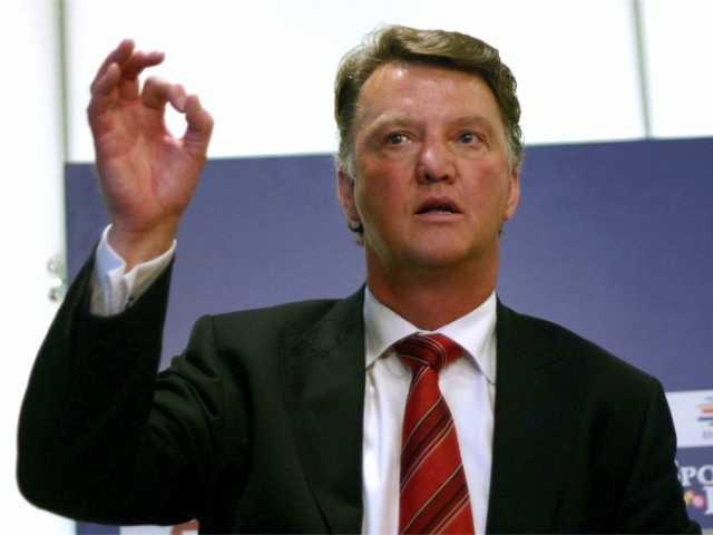 Louis van Gaal jokes are based on this chap